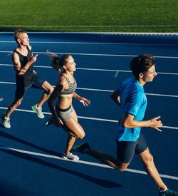 7 Professional Runners Share Their #1 Tips On How To Run Fast // Long Run Living
