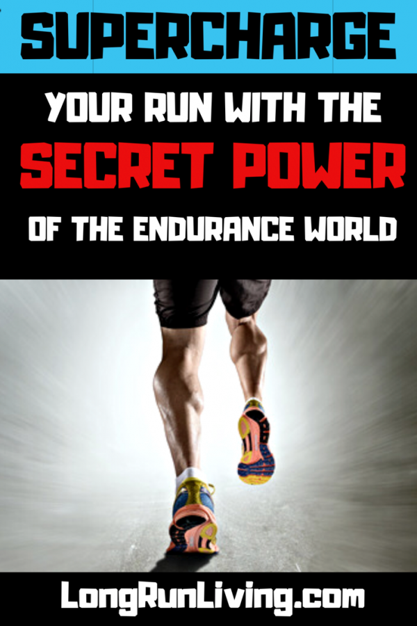 Supercharge Your Run With The Secret Power Of The Endurance World // Long Run Living